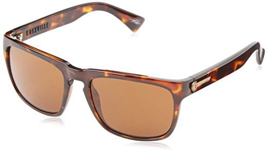 Electric Visual Knoxville Tortoise Shell/OHM Bronze Sunglasses
