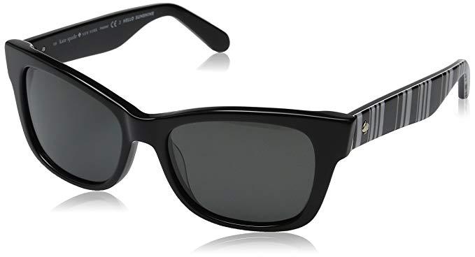 Kate Spade Women's Alora/p/s Polarized Cateye Sunglasses