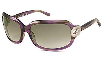 Just Cavalli Women's JC272 Rectangular Sunglasses