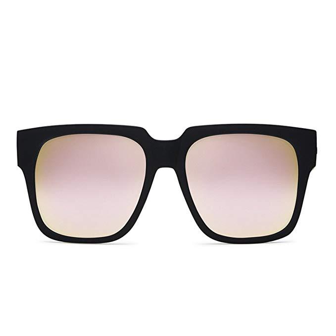 Quay Australia ON THE PROWL Women's Sunglasses Large Bold Square