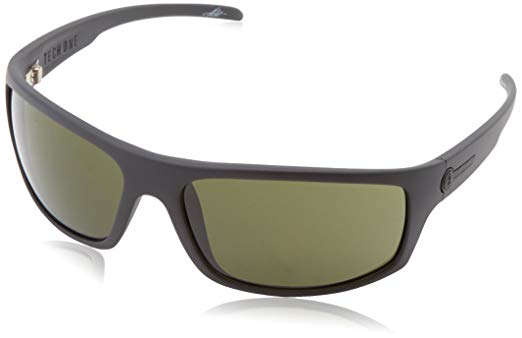 Electric Visual Tech One Matte Black/OHM Grey Sunglasses